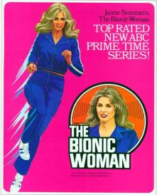 Bionic Woman action figure