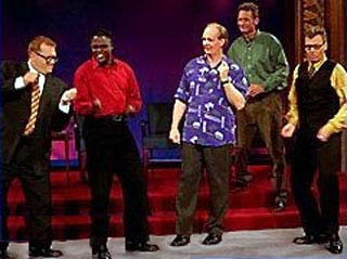 Whose Line Is It Anyway Actors