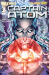 Captain Atom #1cover