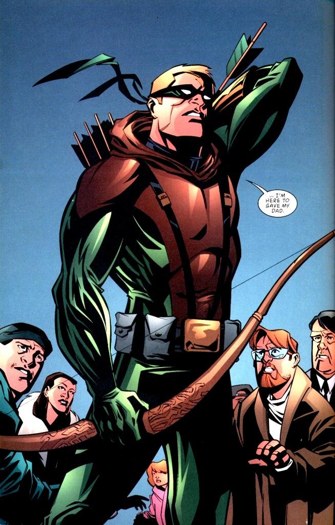 Green Arrow Comic Book Super Hero Million Dollar Bills x 2 Oliver Queen More Fun
