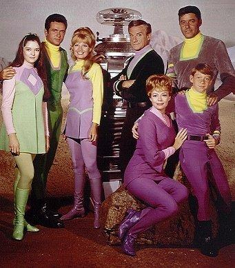... get caught up on the classic sci-fi series Lost in Space, a series that, ...