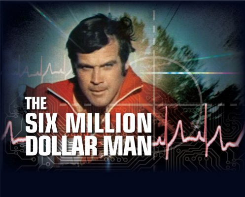 Remastered Six Million Dollar Man Series On Dvd Worth The Wait Borg