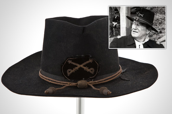 Heritage to auction screen-used John Wayne wardrobe this week  29ad485d3bb