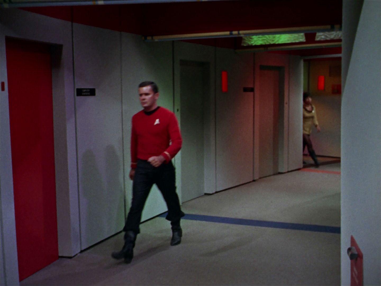 USS Enterprise 1701-E - Corridor by bobye2 on DeviantArt |Uss Enterprise Corridors