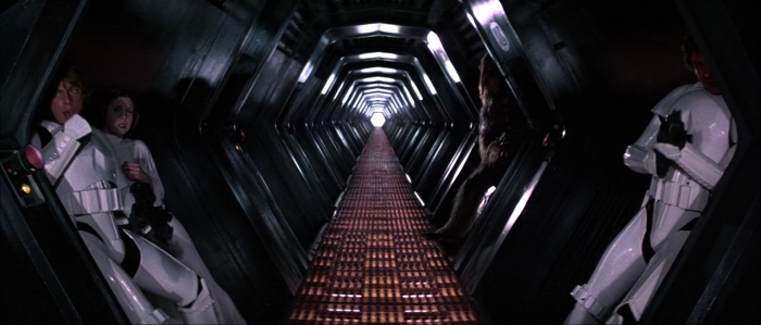 Star Destroyer Hallway