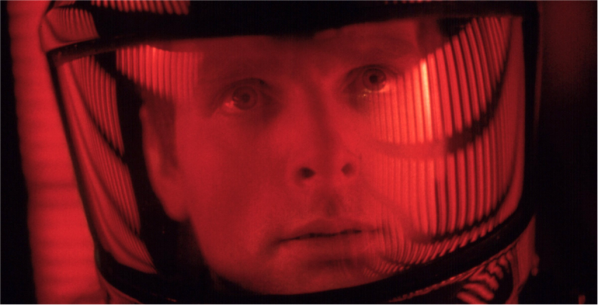 Iconic scenes 2001 A Space Odyssey