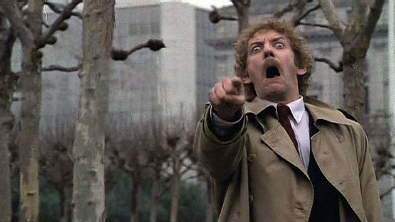 Donald Sutherland Invasion of the Body Snatchers | kessel korner