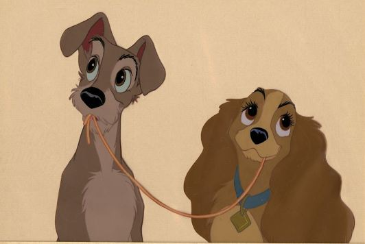 Lady And The Tramp  Borgcom