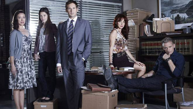 The firm cast