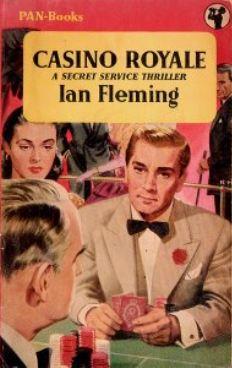 Casino royale novel summary