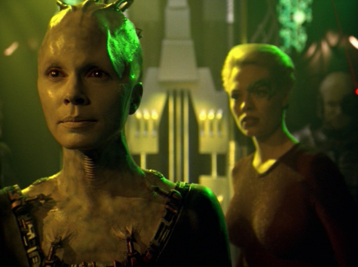Things that advance the Borg Collective in this Reality Borg-queen-susanna-thompson