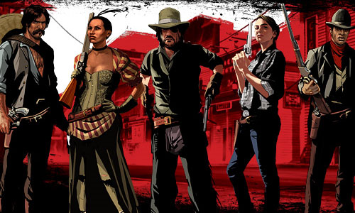 red dead redemption borgcom
