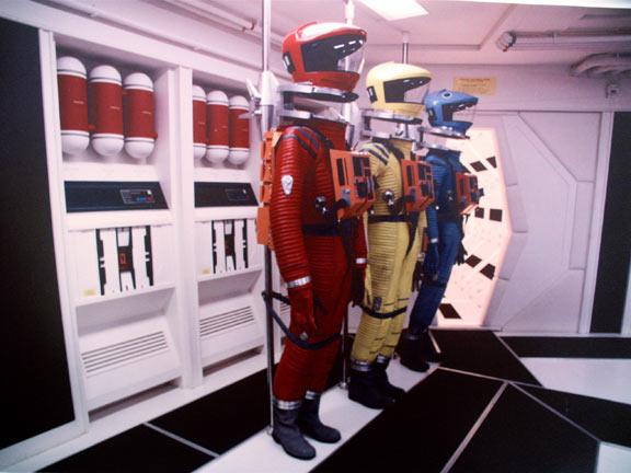 2001 space suit movie - photo #21