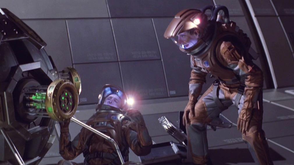 Star trek enterprise space suit