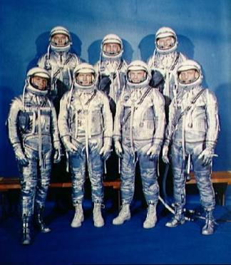 My love of the silver space suits, of course, may also be because of the ...