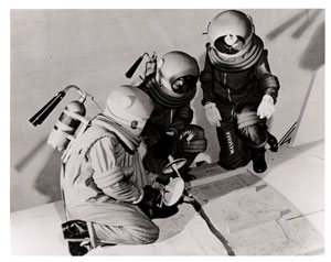 50s space suits - photo #40