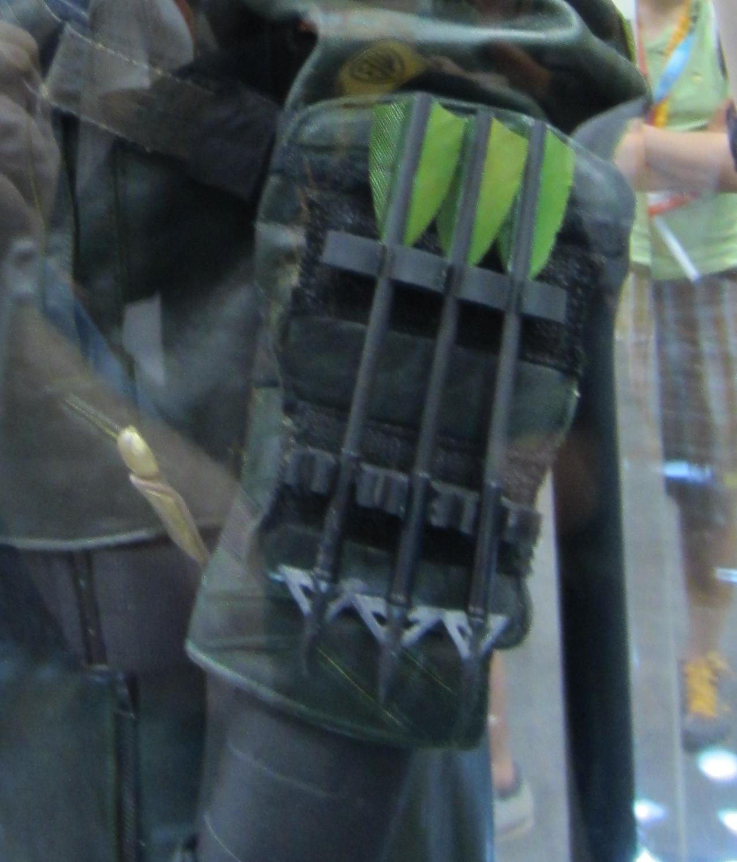 Arrow costume borg