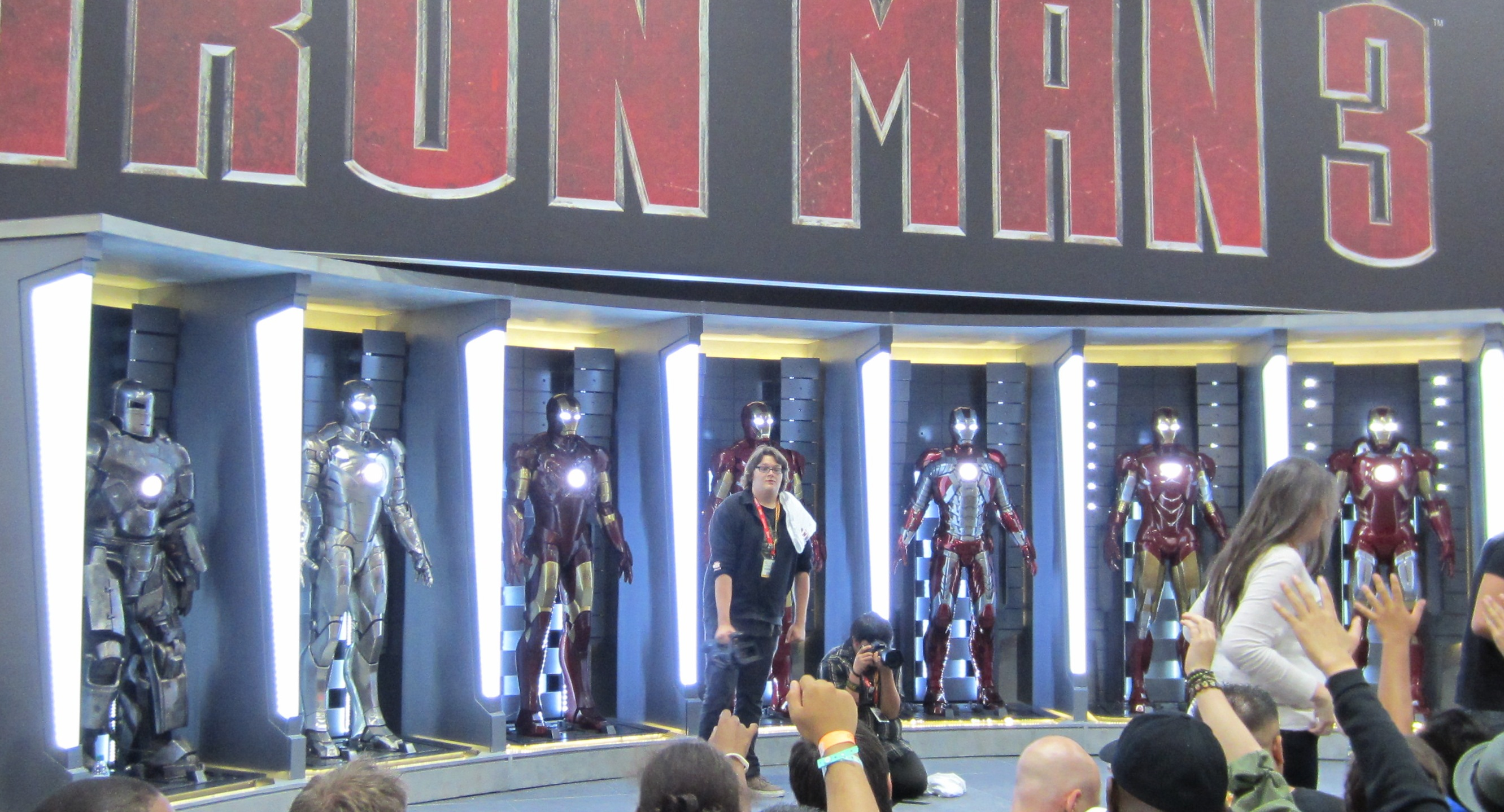 Iron Man Suit Collection of The New Iron Man Suit
