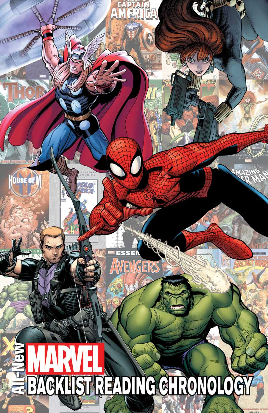 marvel chronology cover Meet the gay teen character on Ryan Murphy's ...