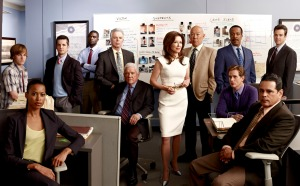 The Major Crimes Gallery