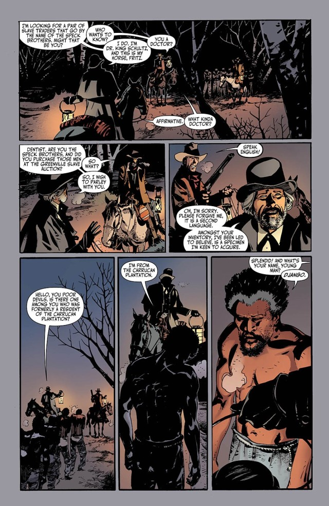 Django page two