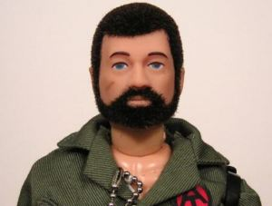 G.I. Joe classic action figure
