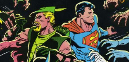 Green Arrow and Superman