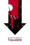 Hawkeye cover by DavidAja