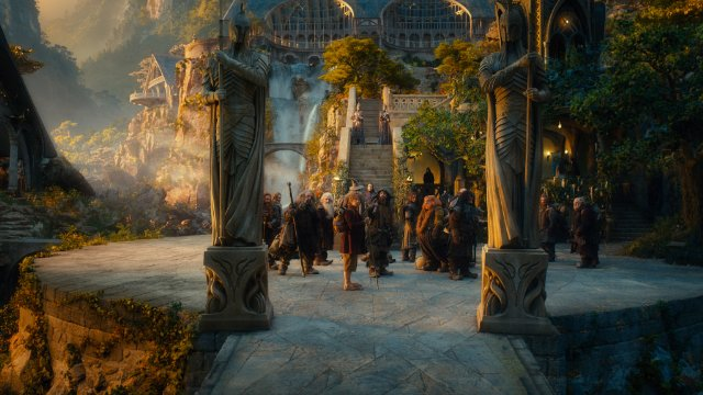Hobbit still