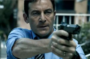 Jason Isaacs in Awake