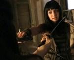 Ksenia Solo as Kenzi in LostGirl