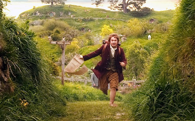 Martin Freeman as Bilbo