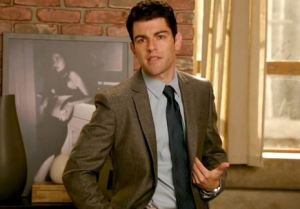 Max Greenfield in New Girl