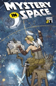 Mystery in Space 1 by Ryan Sook