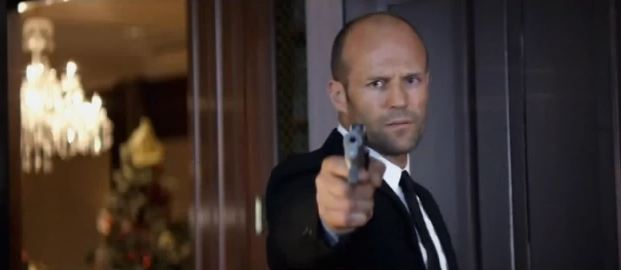Statham as Parker