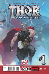Thor - God of Thunder 1