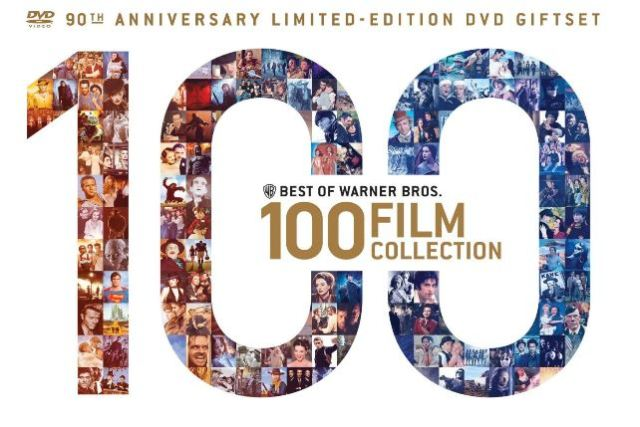 100 movies in a box--Warner Bros. releases gigantic set of hit movies