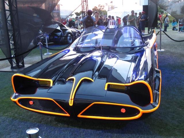 1966 Adam West Batmobile