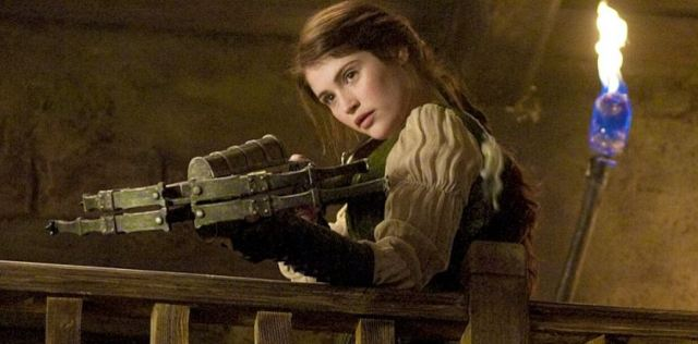 Arterton as Gretel