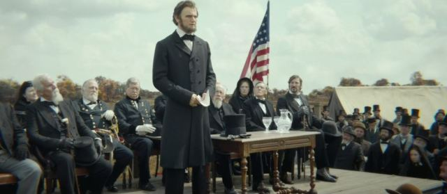 Ben Walker as Lincoln