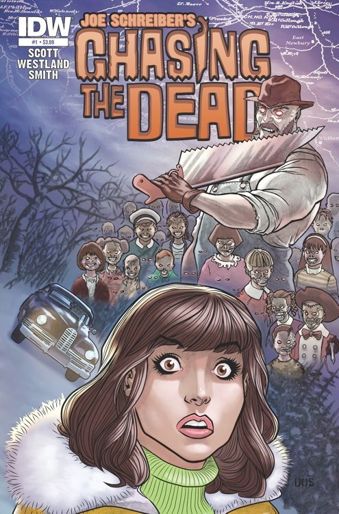 Chasing the Dead cover 1