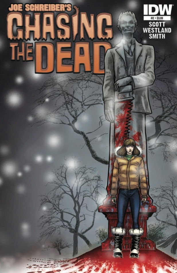 Chasing the Dead cover 2