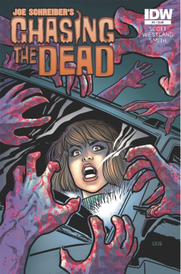Chasing the Dead cover 3