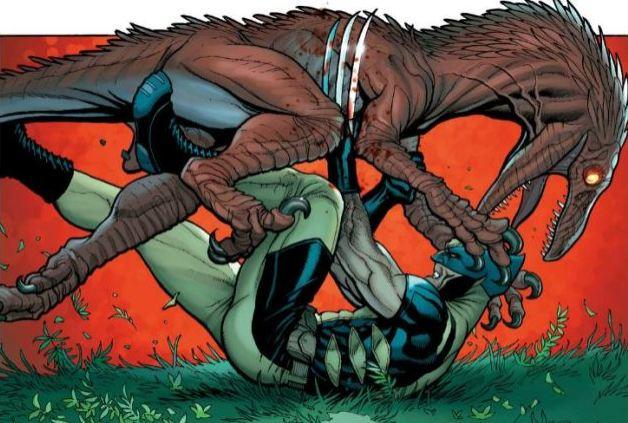 Cho Savage Wolverine Banner