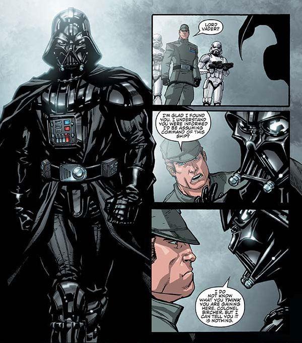 D'Anda's Darth Vader
