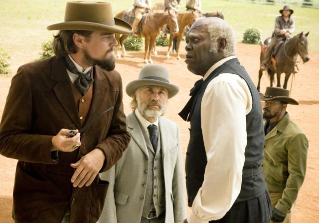 Django Unchained intro of Stephen