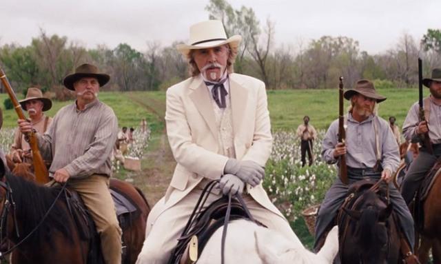 Don Johnson in Django