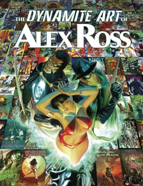 Review--The Dynamite Art of Alex Ross