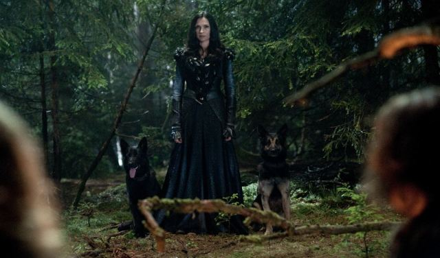 Famke Janssen in Witch Hunters