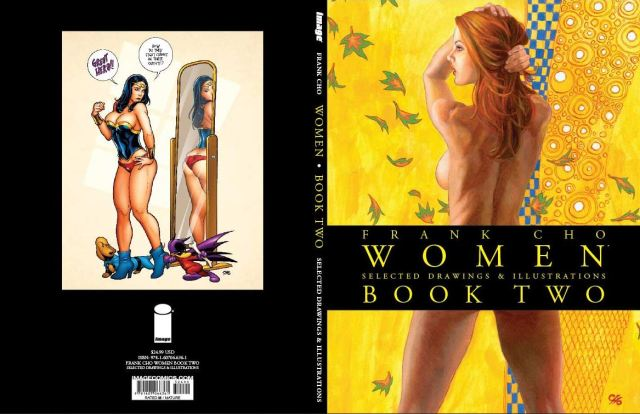Frank Cho Women Book Two cover